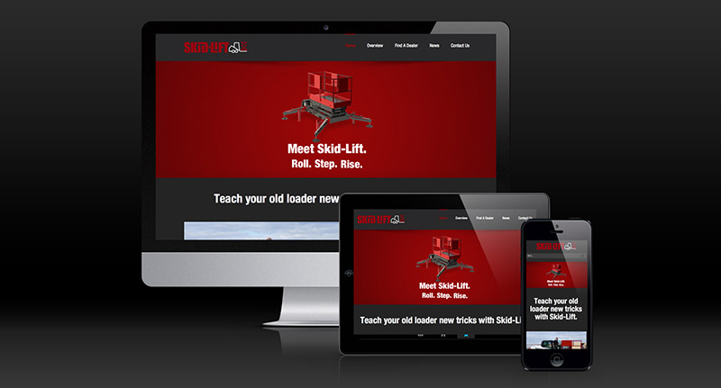 Skid-Lift, LLC Announces New Updated Website