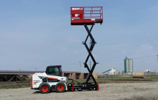 Skid Lift - Scissor Lift Attachment