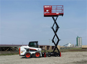 Skid Lift - Scissor Lift for Skid Steers