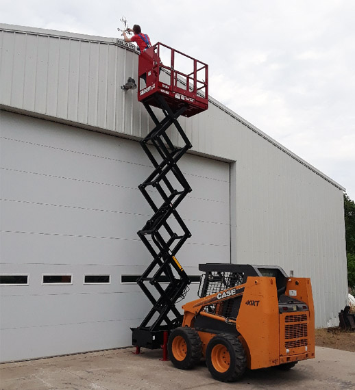 Skid-Lift 1530S and 2230S Models - Scissor Lift Attachments