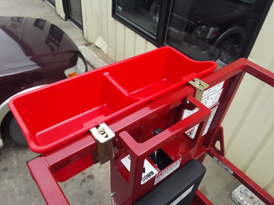 Tool Caddy Deck