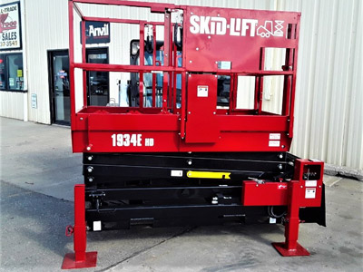 Skid Lift Compact Design