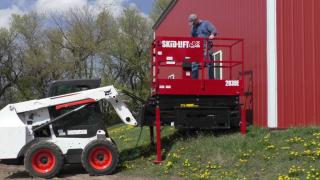 Skid-Lift 42 Inch Extended Leg Set