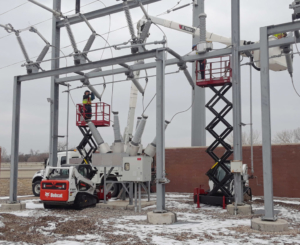 Moorhead Utility Cleaning Substations