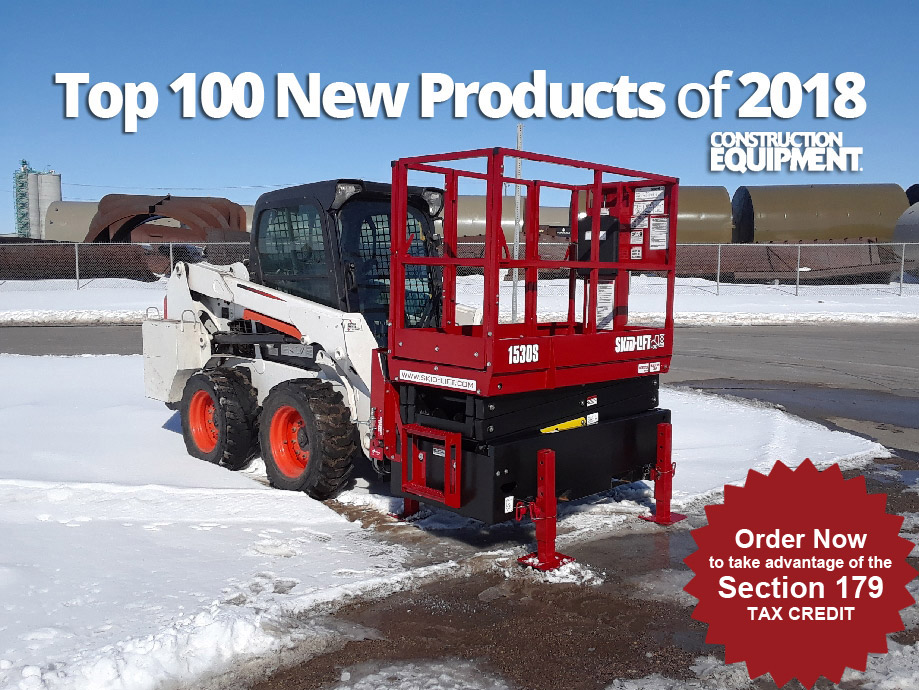 Skid-Lift Top 100 New Products of 2018