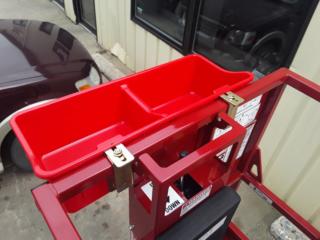 Tool Caddy Deck
