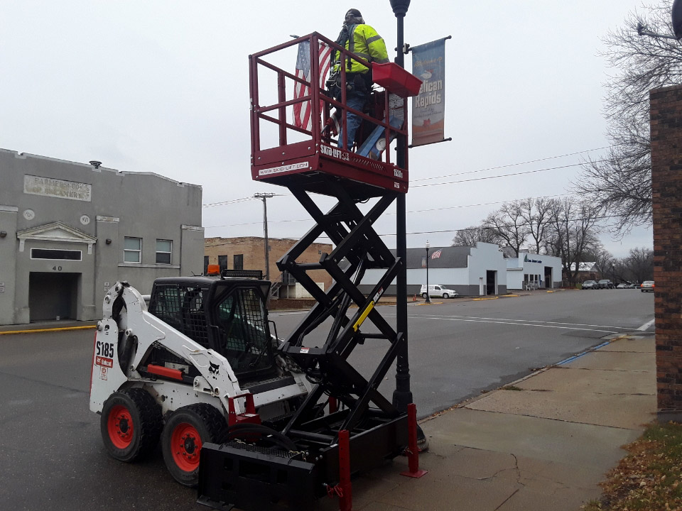Holiday Lights Install